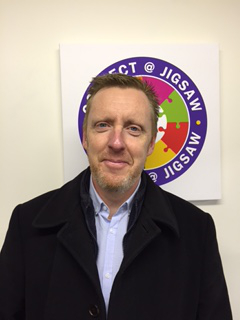 Jigsaw Community Counselling Centre - Rev. Stephen Thompson - Director